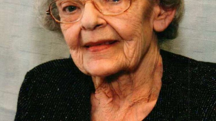Alberta Steinberger 12/28/2012