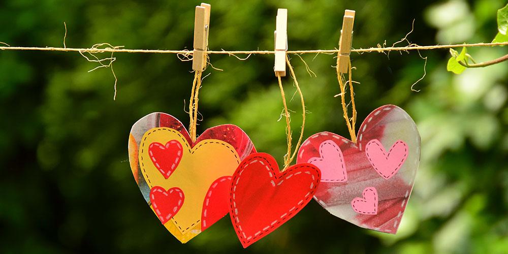 Hearts Together, Forever…