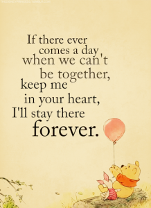 Winnie the Pooh quote image