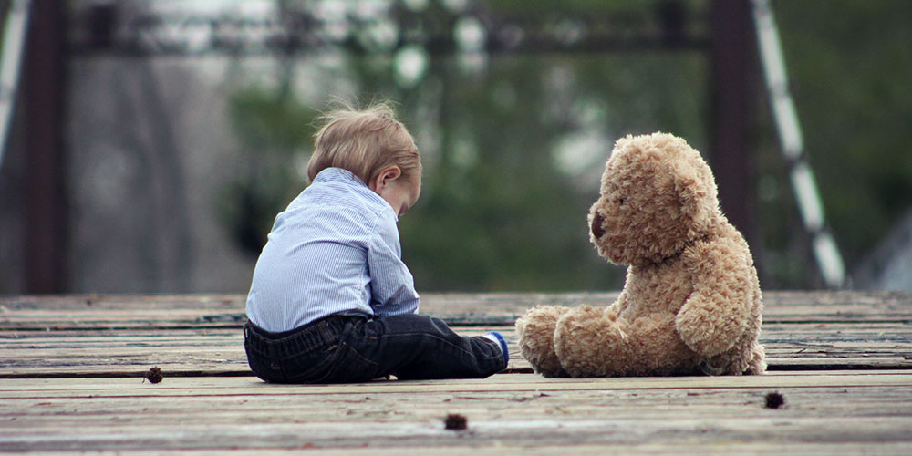When a Child Suffers Death and Grief