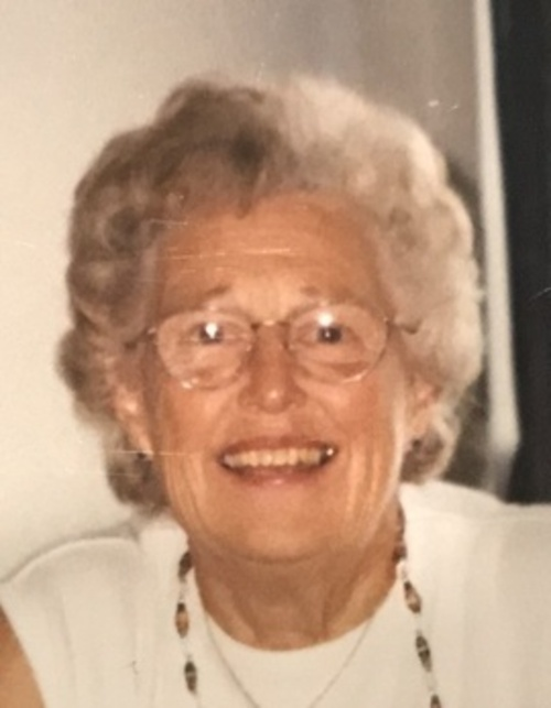 Marguerite Hoffman Barker 01/29/2019