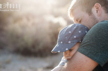 To Share or Not to Share: Do parents express their grief with their younger children?