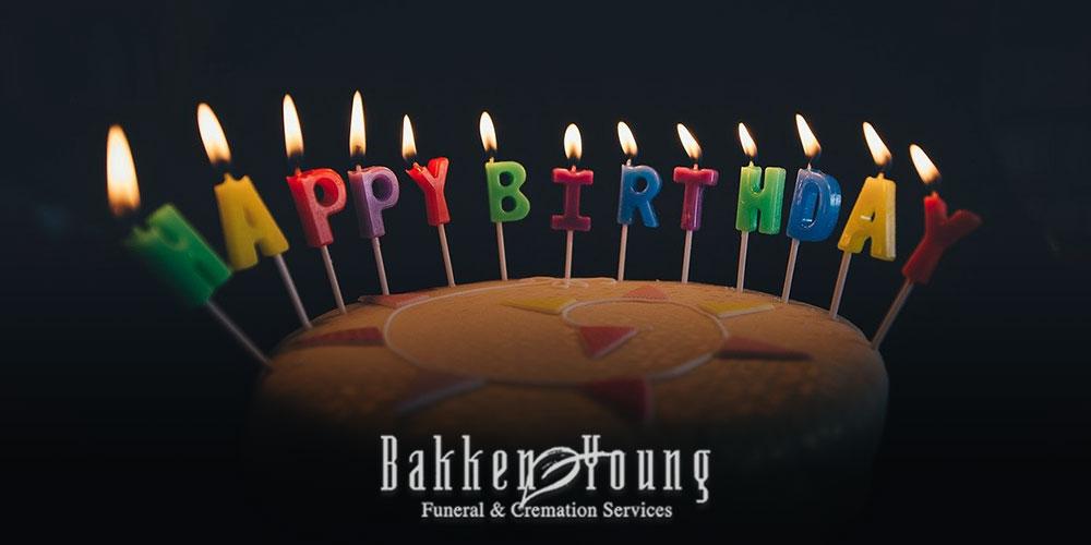 5 Tips for Celebrating Birthdays in Memoriam.