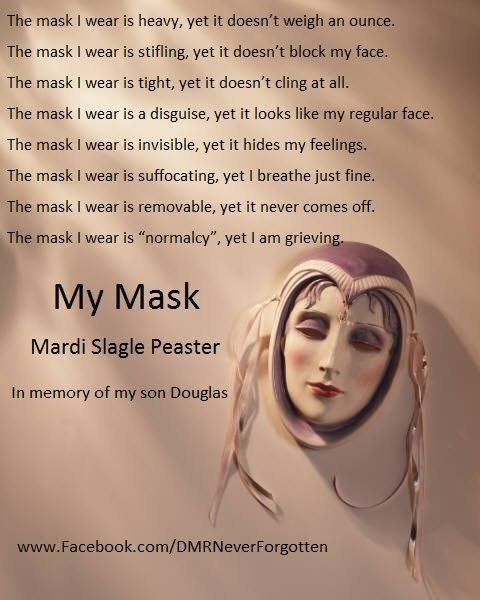 Mask Grief