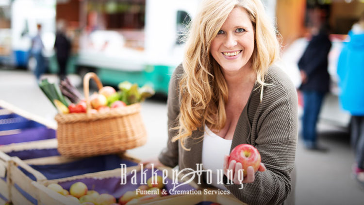 Eating Well For Grief Support