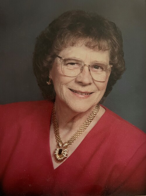 Shirley Peterson 10/10/2021